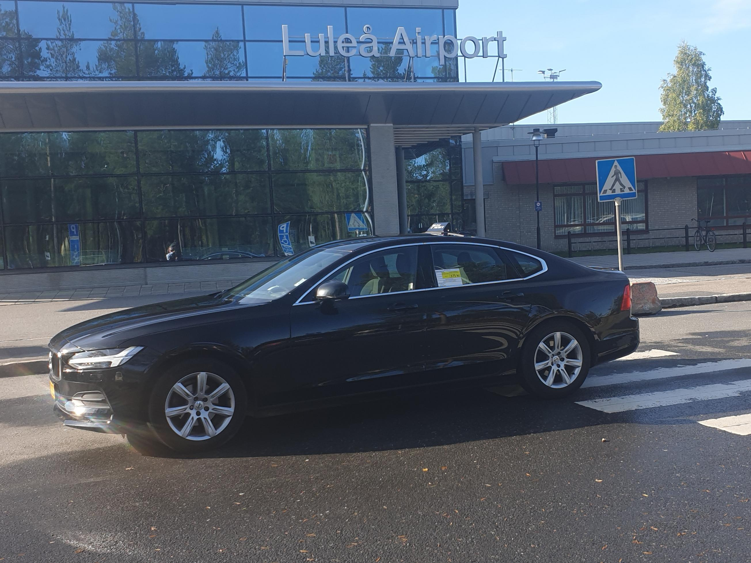 Taxi Luleå Billig