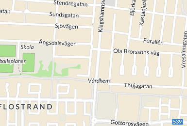 Claes Johan Peter Melander, Parkmtaregatan 4 - Hitta
