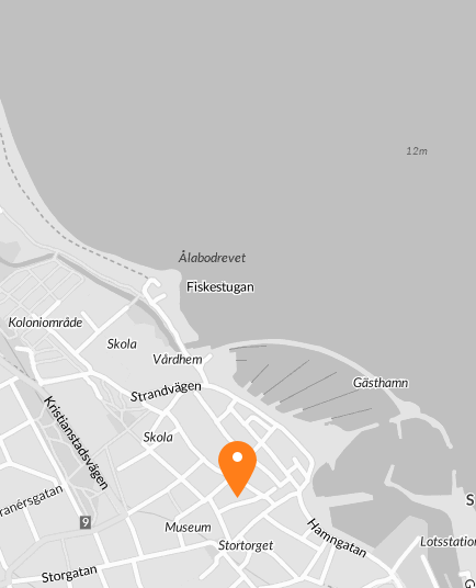 Karta Kivik Sverige.Littorinavagen 34 Kivik Simrishamn Fastighetsformedlingen For