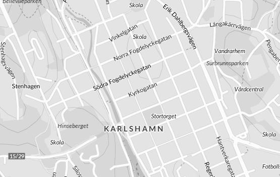 Mäklare Karlshamn