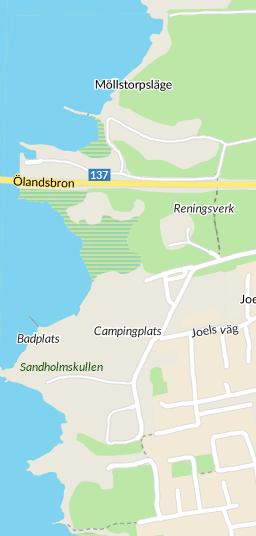 karta färjestaden öland Räkstigen, Snäckstrand, Färjestaden/Öland, Mörbylånga  karta färjestaden öland