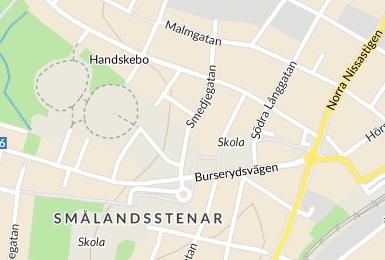 Bernt Villy Helge Friberg, Malmgatan 9A, Smlandsstenar