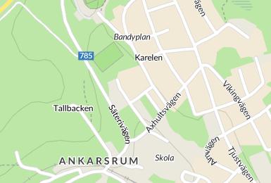 Nyinflyttade p Hjortstigen 2F, Ankarsrum   redteksystems.net