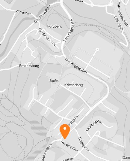 Karta Skulpturer Boras.Svedjegatan 36 Dammsvedjan Boras Fastighetsformedlingen For Dig