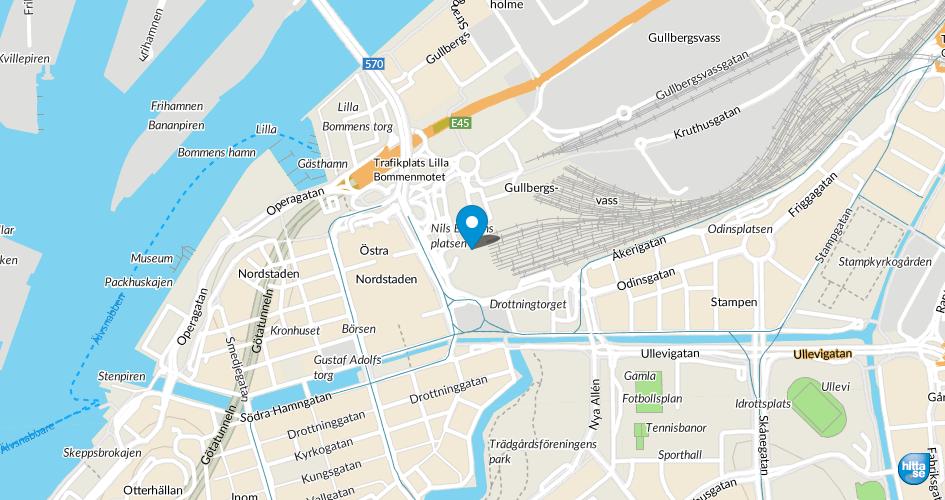 lindex centralstationen göteborg