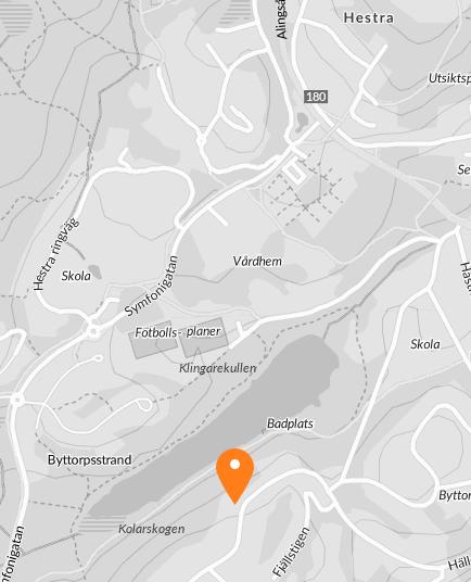 Karta Skulpturer Boras.Fjallgatan 48 A Tullen Boras Fastighetsformedlingen For Dig Som