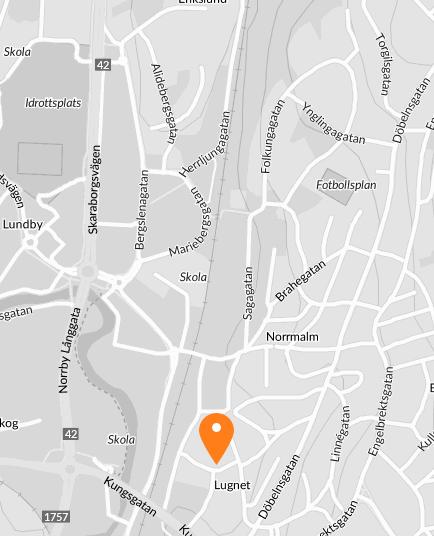 Karta Skulpturer Boras.Viktoriagatan 15 Centrum Boras Fastighetsformedlingen For Dig