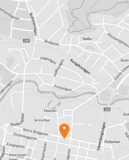 Karta Alingsas Boras.Norra Ringgatan 41a Centralt Alingsas Fastighetsformedlingen For