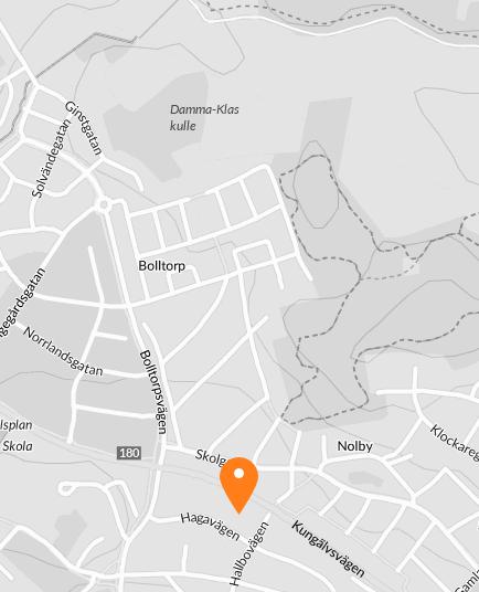 Karta Alingsas Boras.Hagavagen 10a Centralt Alingsas Fastighetsformedlingen For Dig