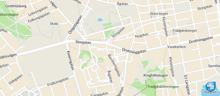 Karta Stockholm Drottninggatan.Barnhemsgatan 1 Lagenheter I Linkoping Blocket Bostad