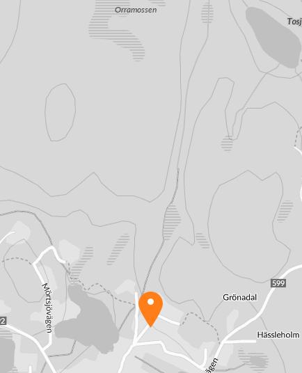 Karta Zinkgruvan.Zinkgruvan Askersund
