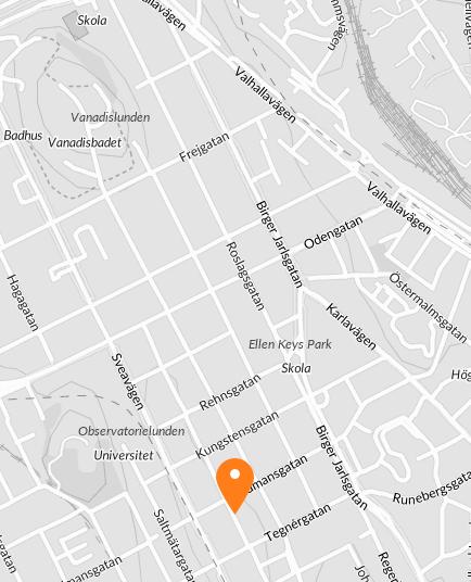 Luntmakargatan 56A, 1 tr, Vasastan, Stockholm