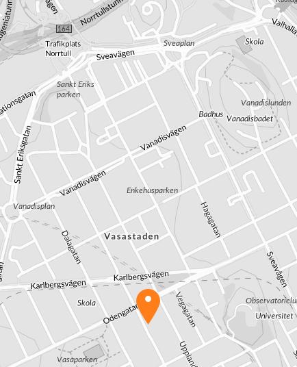 Västmannagatan 52, 2 tr , Vasastan - Odenplan, Stockholm
