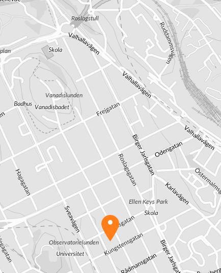 Döbelnsgatan 53A, 2tr  ö g, Vasastan, Stockholm