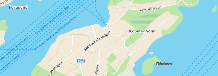 Kopmanholmsvagen 3 76018 Yxlan Fritidsboende I Norrtalje