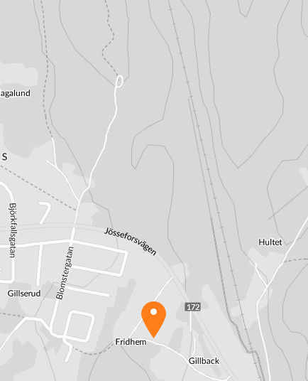 Karta Arvika Kommun.Gilserud Osttomta 1 Jossefors Arvika Fastighetsformedlingen For