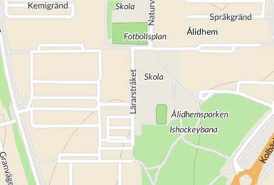 Kandidatvgen 21 Vsterbottens ln, Ume - unam.net