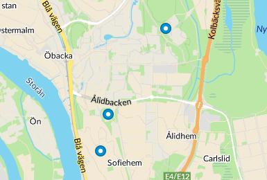 singlar i ålidhem mötesplatser för äldre i åkersberga