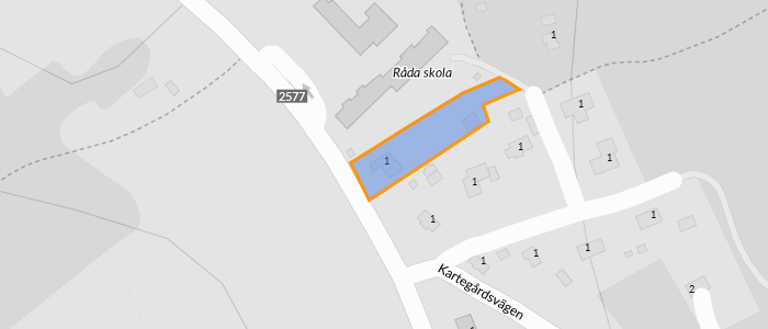 Rda Ersgrden 1 Vstra Gtalands Ln, Lidkping - garagesale24.net
