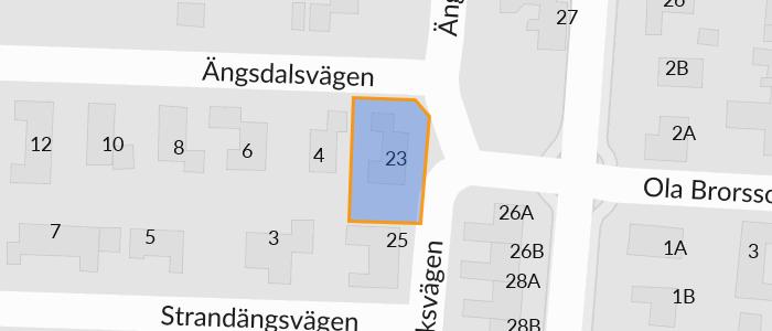 Emma Inga-Maj Nilsson, Gottorpsvgen 21, Bunkeflostrand