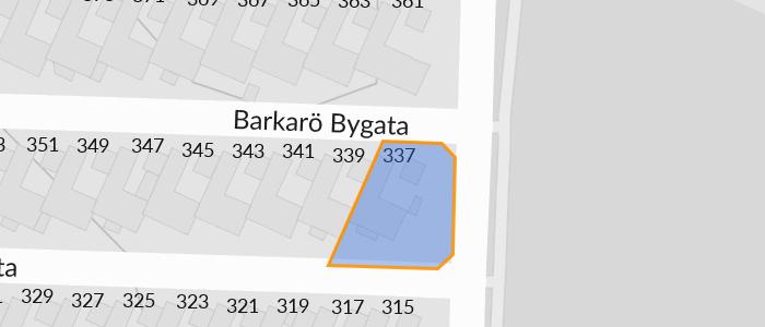 Antje Dorothea Gerda er, Barkar Bygata 63