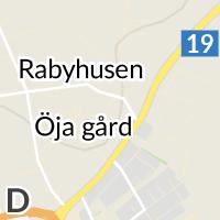 Stora Köpinge Församling - Öja Kyrka Och Kyrkogård, Ystad