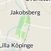 Stora Köpinge Församling - Stora Köpinge Kyrka Och Kyrkogård, Köpingebro