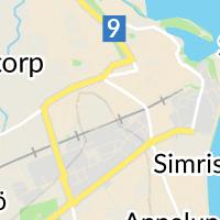 Ystad Kommun - Vårdavdelning 13 Bärnsten Simrishamns Sjukhus, Simrishamn