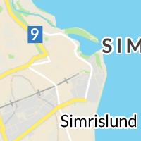 Sveriges Radio Kristianstad, Simrishamn