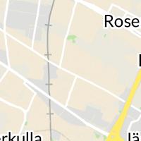 Gullvivans Handelsbolag, Malmö