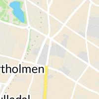 Region Skåne - Allmän Psykiatri Fosievägen, Malmö
