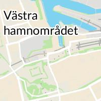 Malmö Kommun - Fritidsgård Västra Hamnen, Malmö