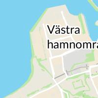 Vittra Västra hamnen, Malmö
