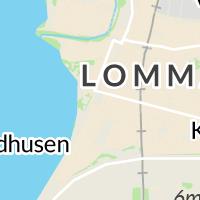 Dansrotundan, Lomma