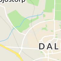 Hagalundskolan Hagalunds Rektorsområde, Dalby
