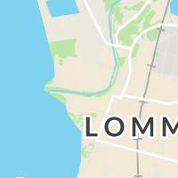 Moogio Solskydd, Lomma