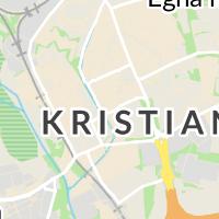 Kristianstads Kommun - Sb Södra Kaserngatan, Kristianstad