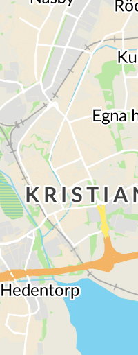 LBS i Kristianstad, Kristianstad