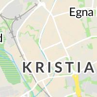Drottning Blankas Gymnasieskola Kristianstad, Kristianstad