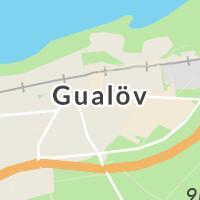 Sölvesborgs-Bromöllas Kommunalförbund - Kost Gualöv, Gualöv