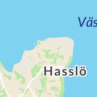 Servicehusen, Hasslö