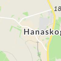 Hanaskog Bibliotek, Hanaskog