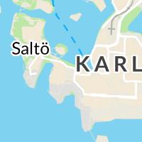Idrottshall Mässhall Östersjöhallen, Karlskrona