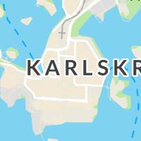Kommuner I Blekinge Karta.Karlskrona Kommun Riksvagen 48 Lyckeby Hitta Se