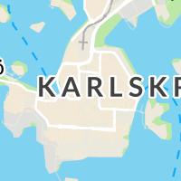 Subway Karlskrona, Karlskrona