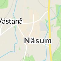 Näsum Fritidsgård, Näsum