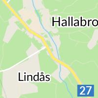 Föreningsgård Hallabro, Hallabro