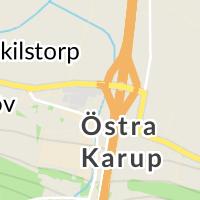 Båstads Kommun - Åsliden, Östra Karup