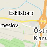 Märkesportalen, Östra Karup