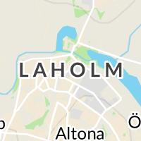 Arbetsförmedlingen, Laholm
